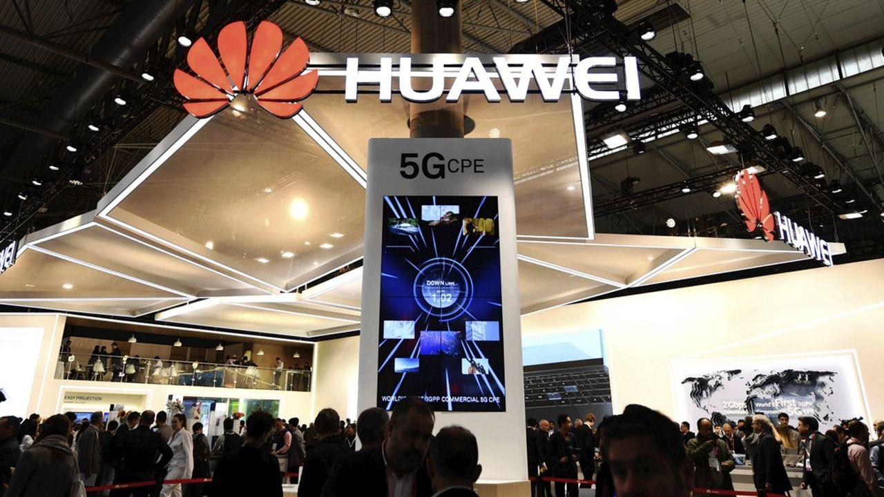 Les smartphones Huawei sur la touche au Royaume-Uni et au Japon