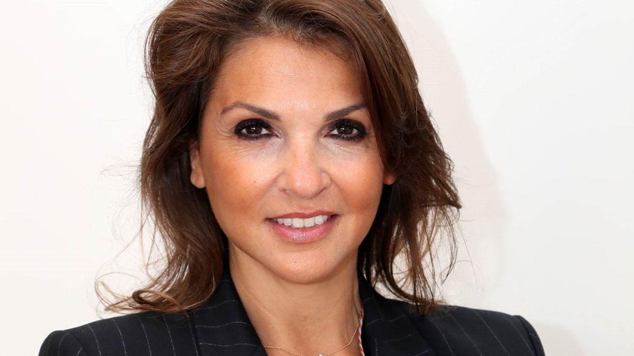 Nathalie Hagege, présidente-fondatrice de la société de biotechnologies marseillaise Proneem.