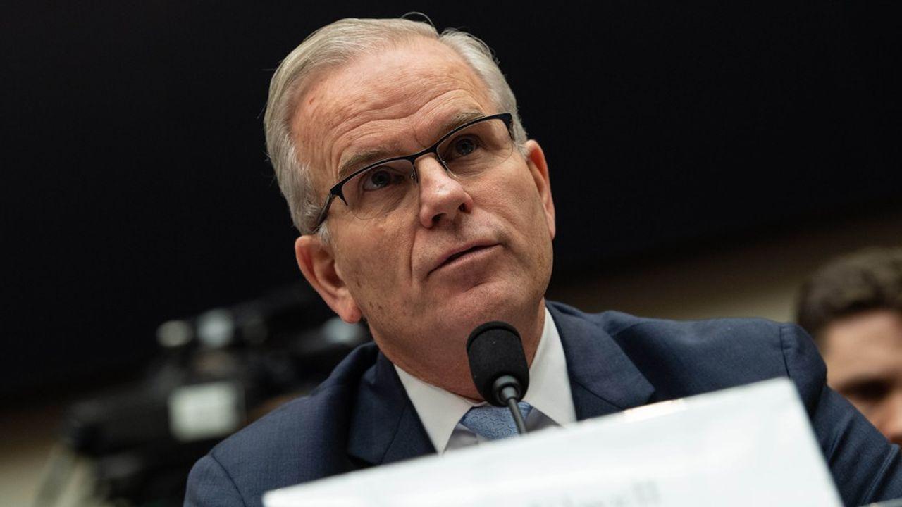 Daniel Elwell, responsable du régulateur américain FAA, qui a été mis en cause pour ses procédures de certification du Boeing 737 MAX.