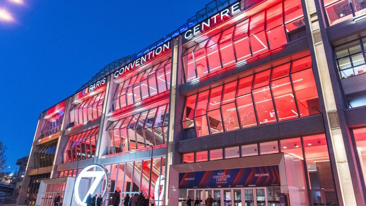Le plus grand centre de congrès d'Europe, porte de Versailles à Paris, attire le secteur médical et, c'est nouveau, celui de la Tech.