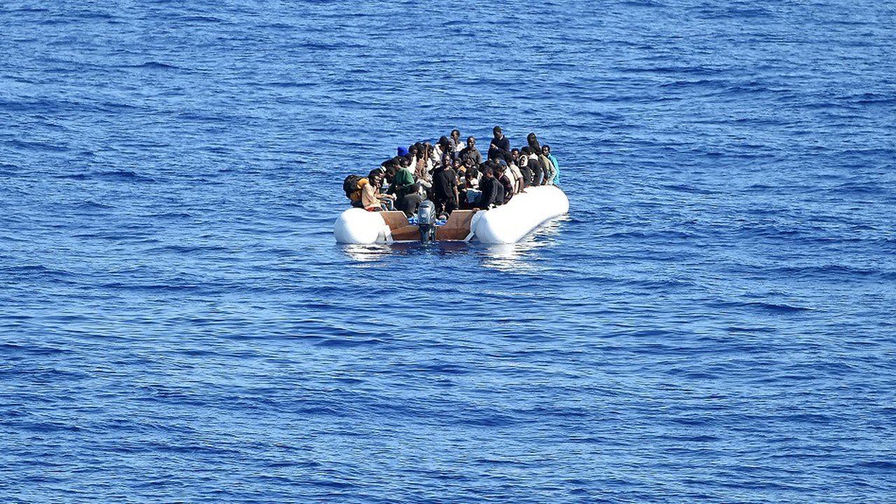 En 2018, 115.000 migrants sont arrivés en Europe par la mer Méditerrannée et plus de 2.260 personnes ont perdu la vie lors de la traversée.