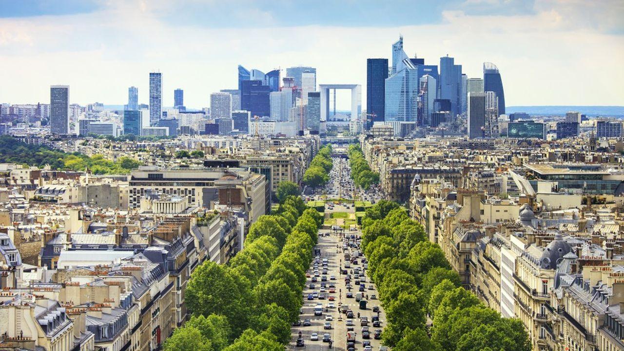 La France intègre pour la première fois le Top5 du classement annuel du cabinet de conseil américain A.T. Kearney.
