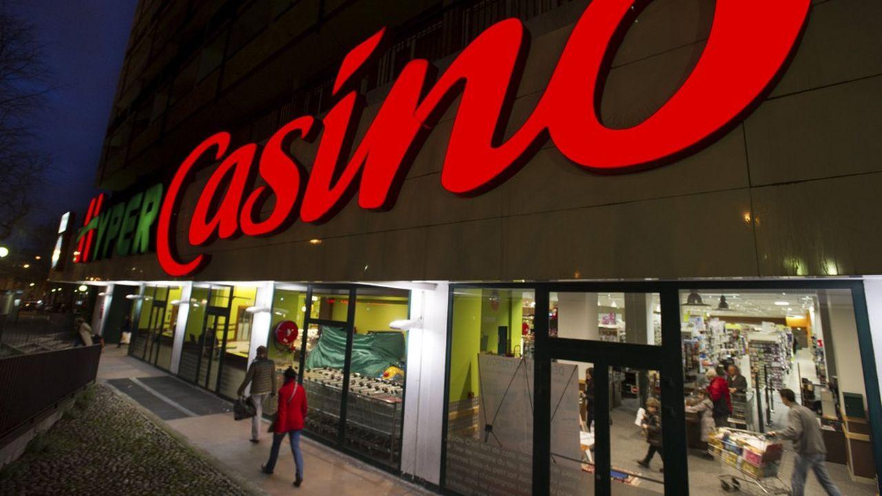 Casino chute en Bourse du fait de craintes grandissantes sur sa dette
