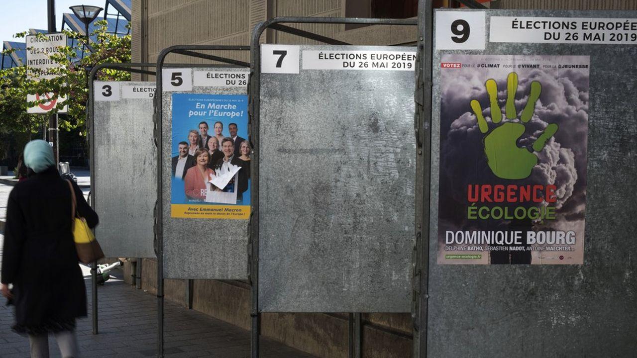 Plusieurs partis politiques ont verdi leur liste et ont fait du climat une priorité pour les Européennes.