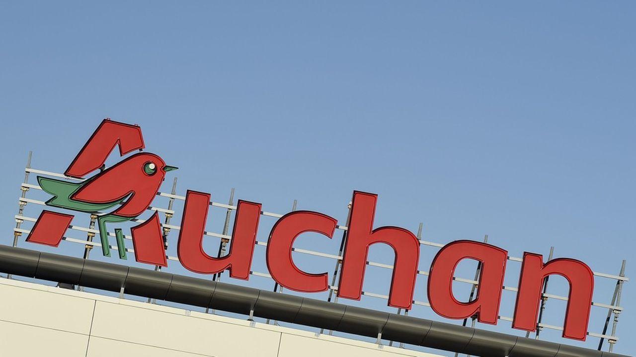 Auchan Retail appartient à la galaxie Mulliez.