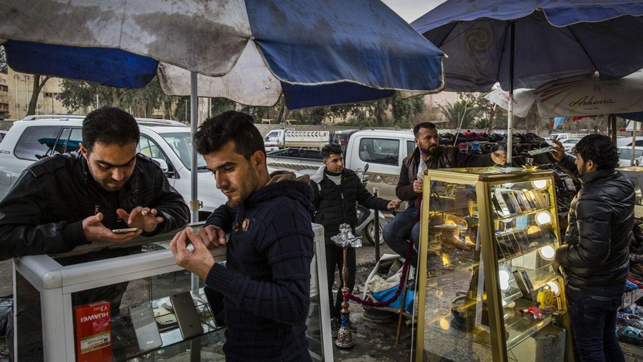 Orange contraint de quitter l'Irak