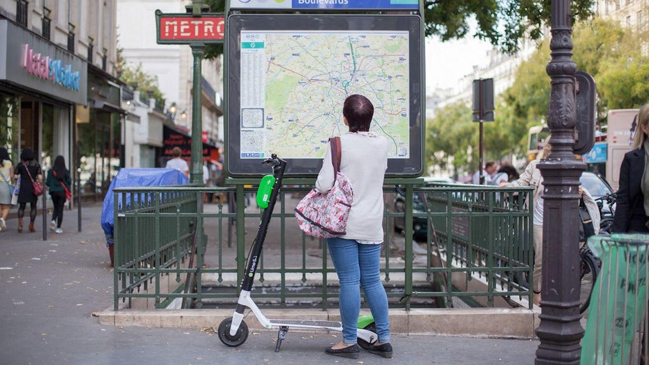 Ces dernières années, de nouvelles offres de mobilité sont apparues, des trottinettes à l'autopartage en passant par le covoiturage. Mais pour les utiliser, il faut en passer par la billétique numérique développée par chaque opérateur. Ce qui oblige le client à jongler avec de nombreuses applis.