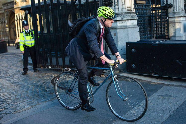 Boris Johnson a quitté le gouvernement en juillet2018.