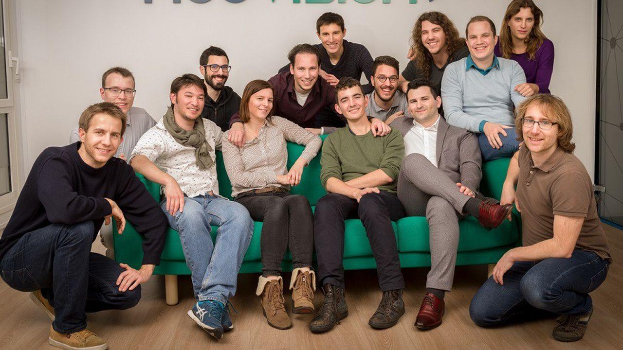La start-up grenobloise Neovision a été créée en 2014.