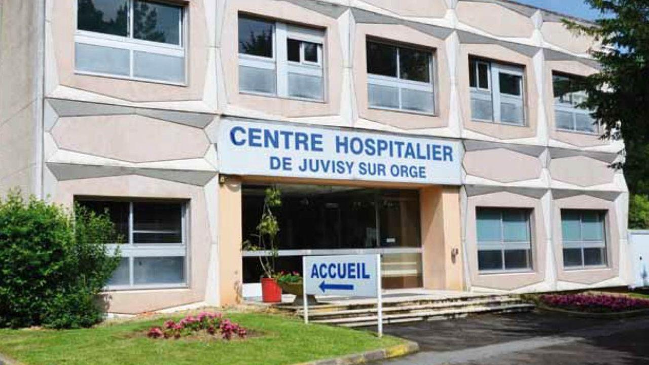 Hopital de Juvisy sur orge