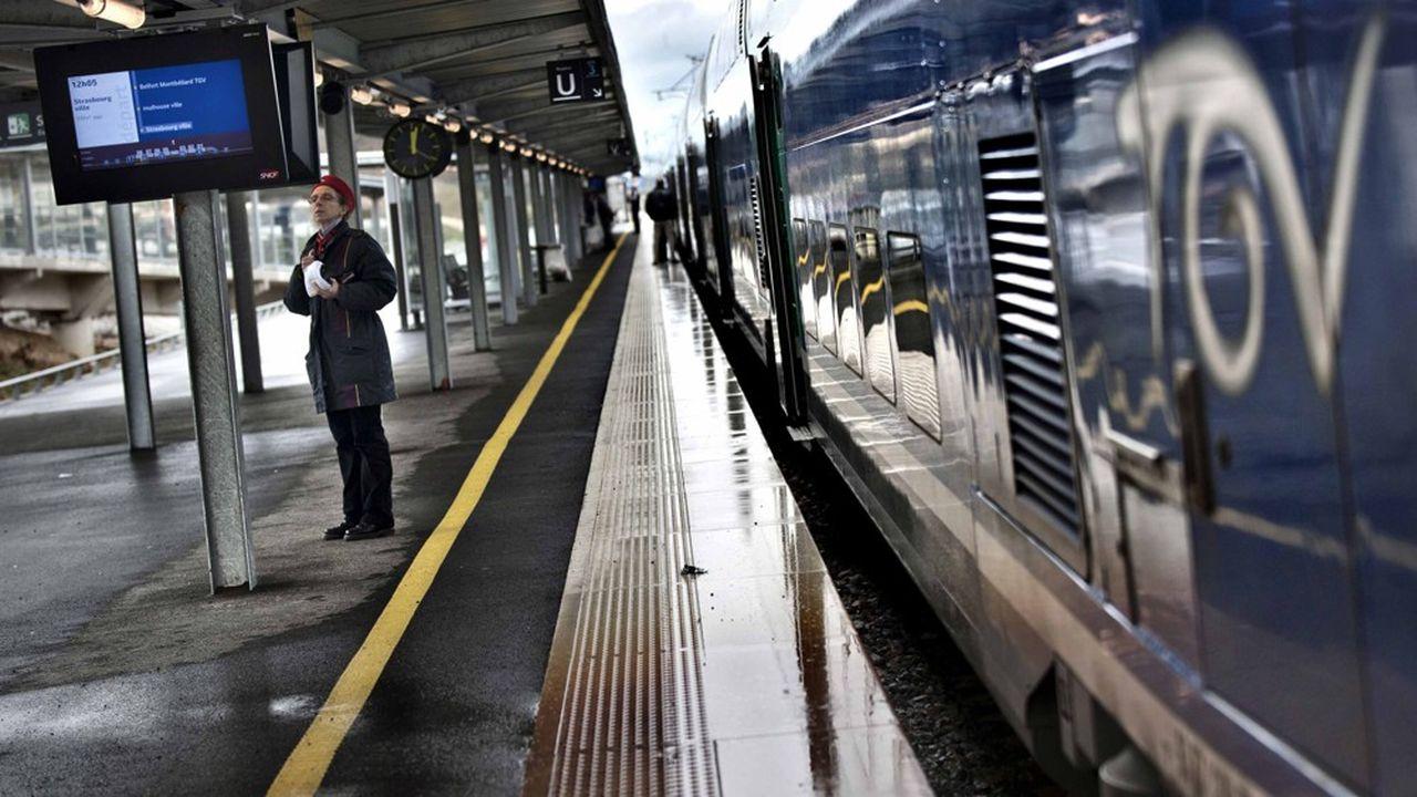 Longue de 190 kilomètres, la branche Est du TGV Rhin-Rhône reliant Dijon à Mulhouse a été mise en service en 2011. Mais le chantier avait été scindé en deux phases, et la portion de 35 kilomètres entre Belfort et Mulhouse qui devait être réalisée dans un second temps, a été renvoyé aux calendes grecques.