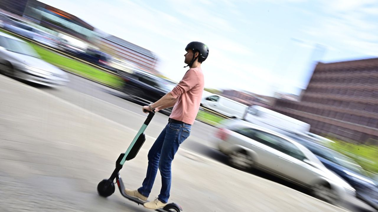 Avant d'être autorisé sur le marché allemand, un modèle de trottinette électrique devra obtenir le feu vert de l'agence fédérale de l'automobile (KBA).