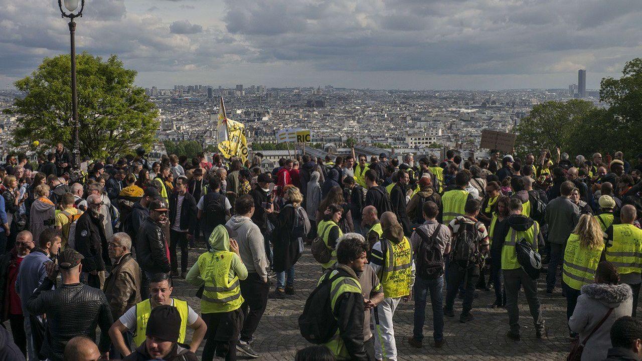 Gilets jaunes : regain de mobilisation attendu avant les Européennes