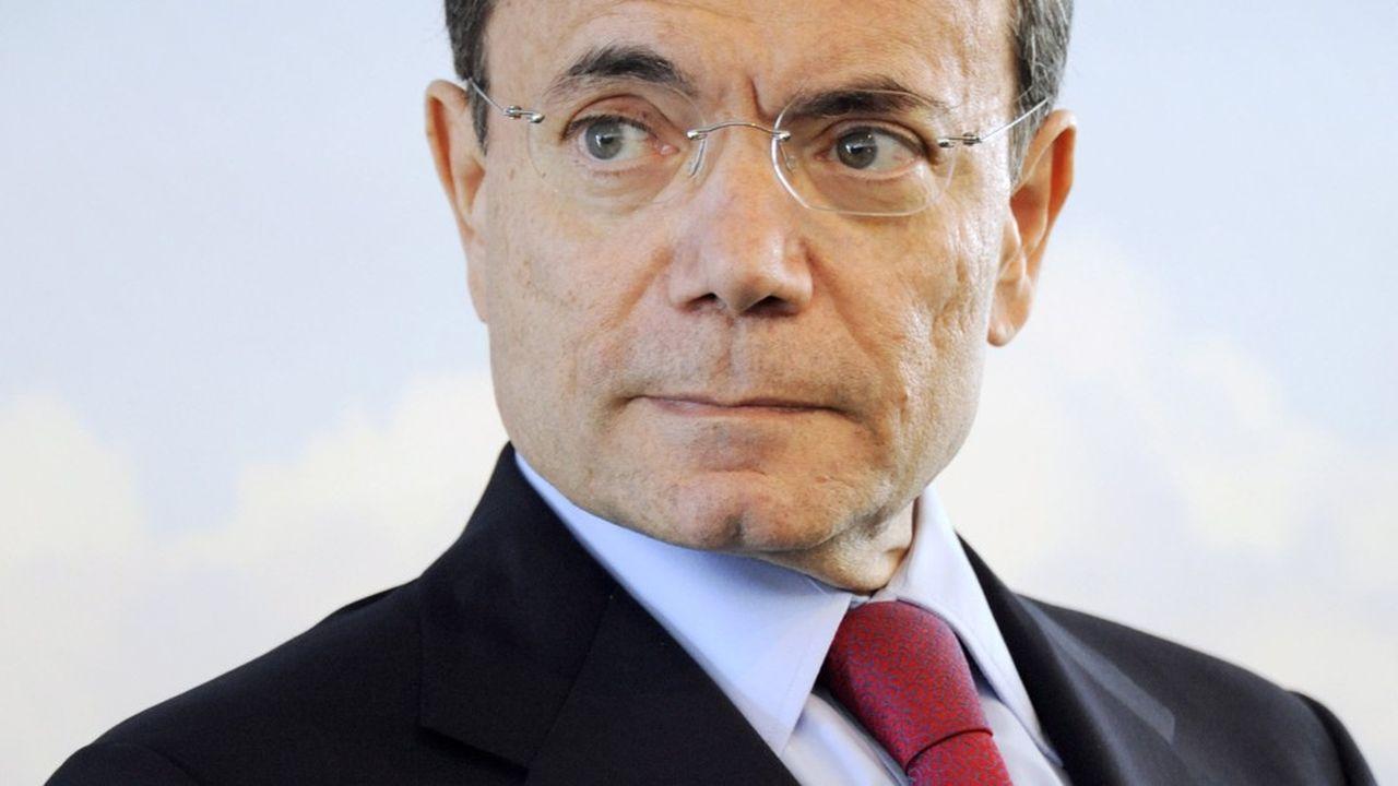 Jean Charles Naouri, PDG du Groupe Casino, a demandé au tribunal de placer Rallye sous sauvegarde.