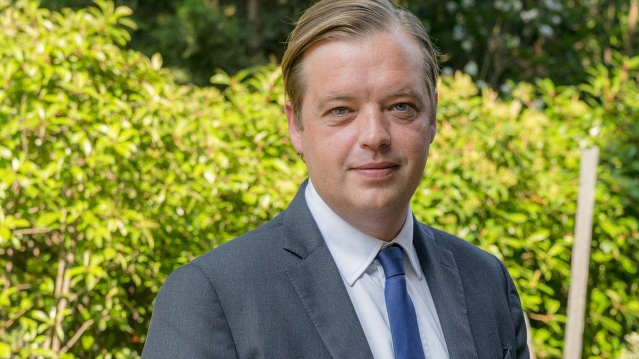 Alexis Duval, président du directoire de Tereos.