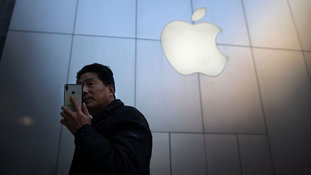 Apple dégradé par les analystes à cause de la guerre commerciale avec la Chine