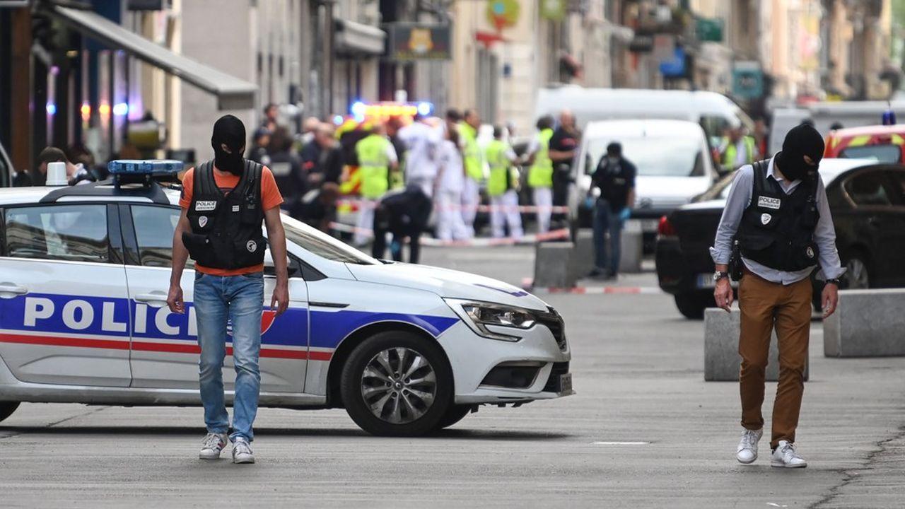 Un suspect interpellé, annonce Christophe Castaner — Explosion à Lyon