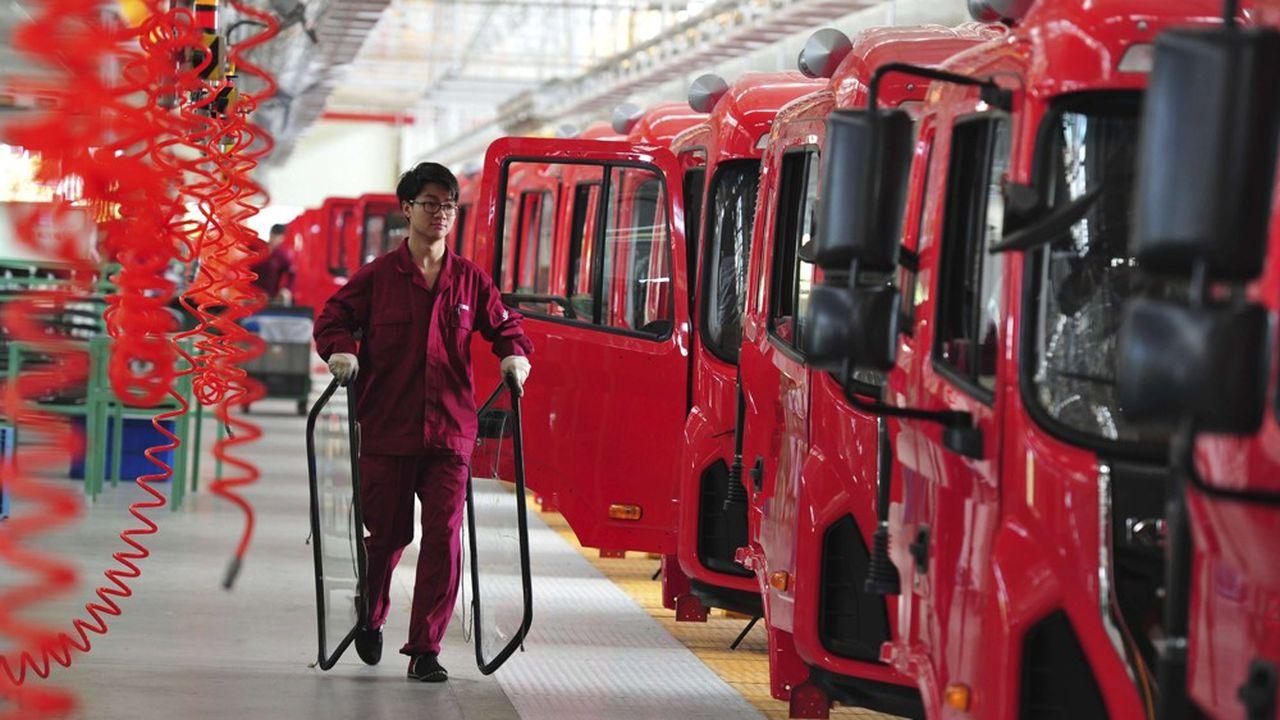 L'automobile fait partie des secteurs où les profits déclinent depuis plusieurs mois