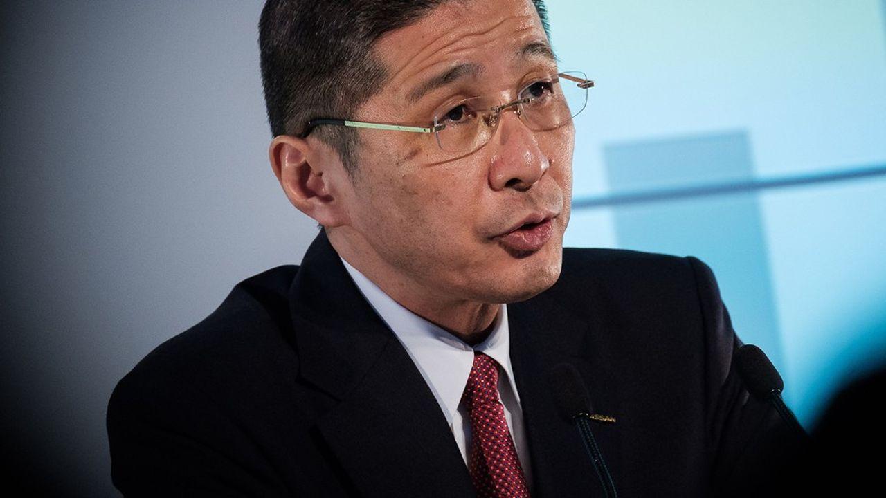 Nissan, dirigé par Hiroto Saikawa, ne perçoit pas les «complémentarités» promises par FCA et pointe au contraire les multiples secteurs où les deux sociétés sont en concurrence directe, notamment sur le marché américain.