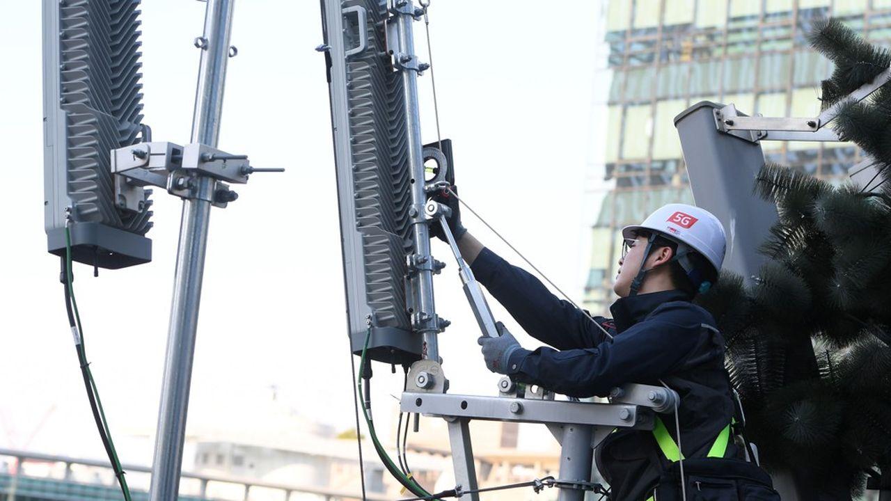 Les réseaux 5G vont nécessiter des investissements gigantesques de la part des opérateurs.