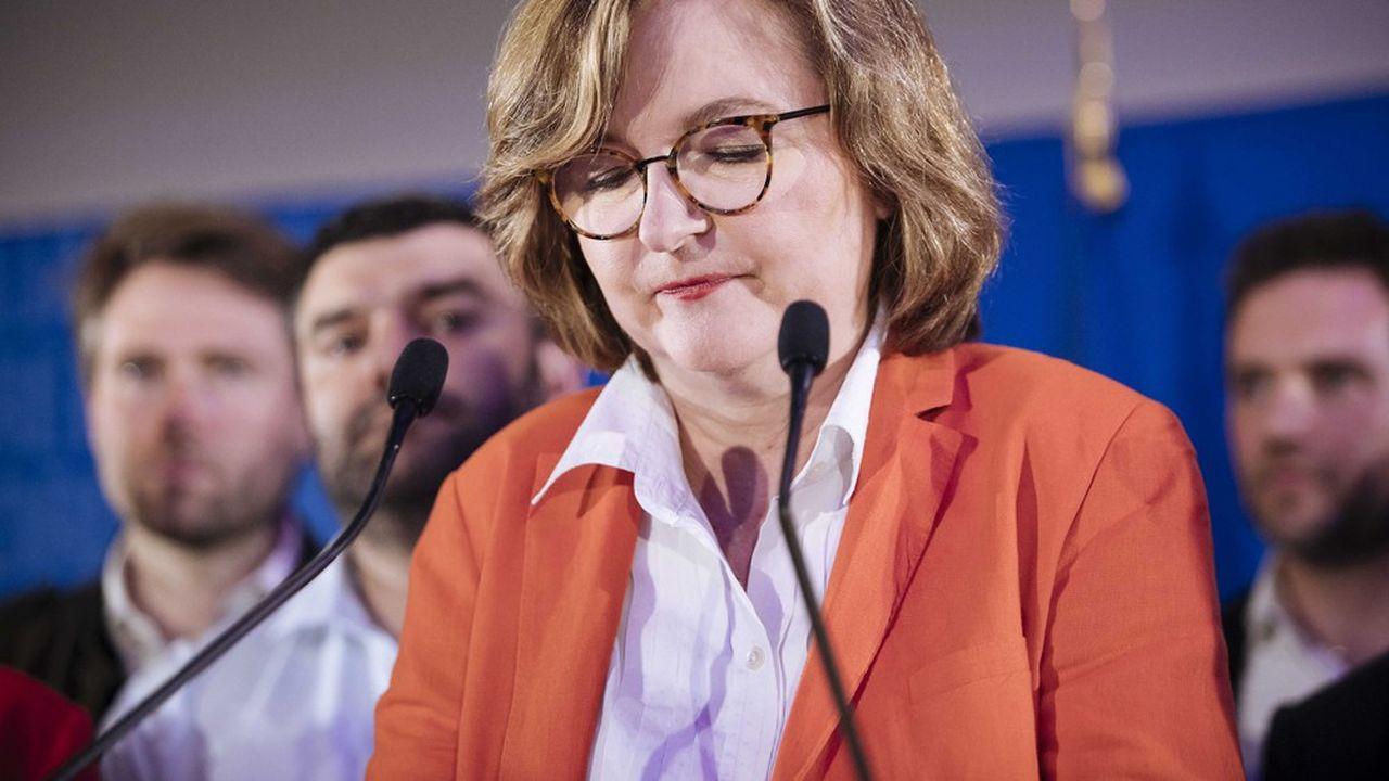 Nathalie Loiseau, tête de la liste Renaissance amène avec elle 20 députés dans le groupe ADLE du Parlement européen.