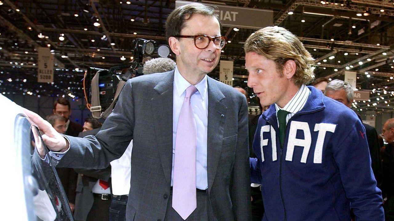 Louis Schweitzer, le PDG de Renault en 1993, avait démenti les rumeurs qui voyaient un rapprochement entre le groupe français et Fiat.