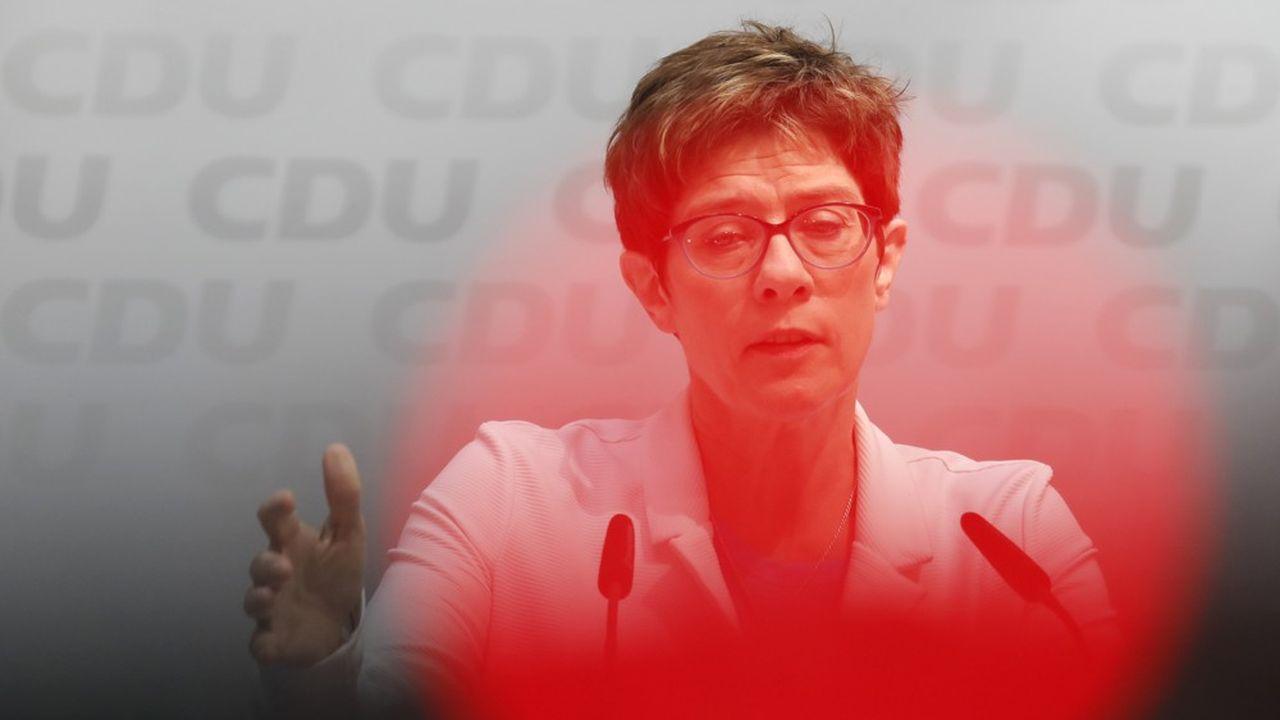 La CDU a subi un recul inédit, dimanche, avec 28,7% des suffrages mais seulement 13% des votes des moins de 30 ans.