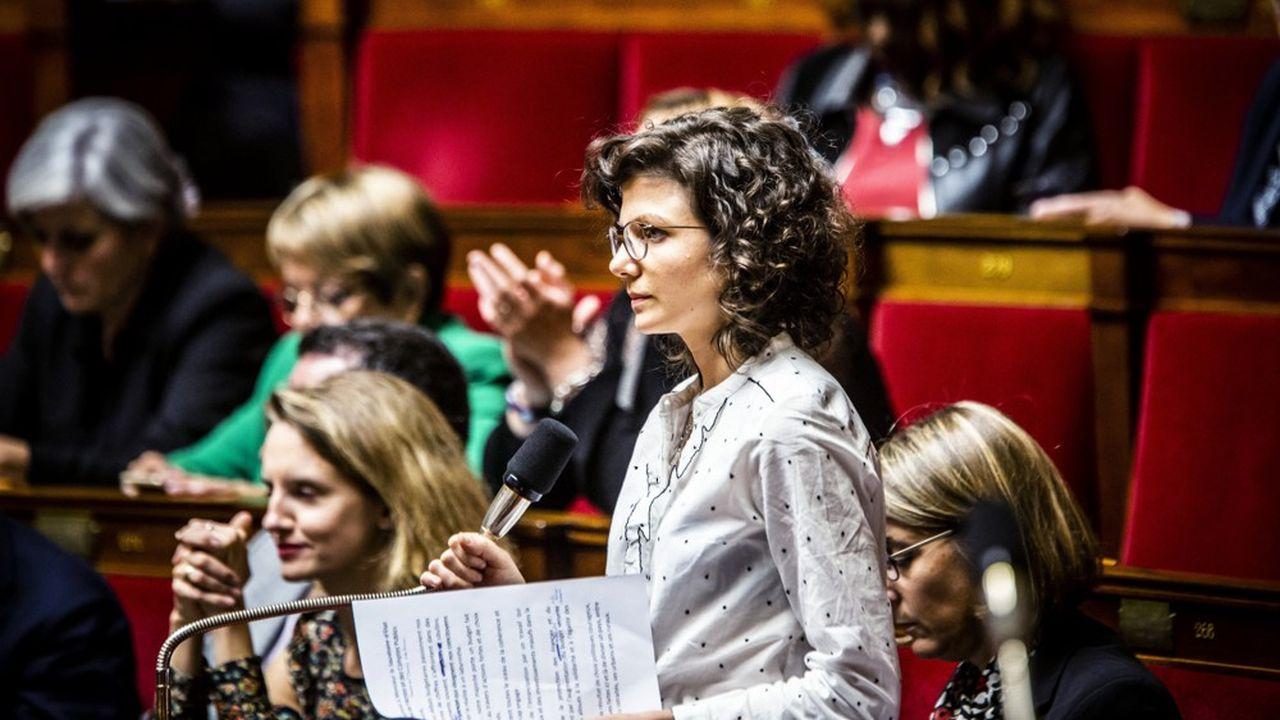 Bénédicte Peyrol, coordinatrice du groupe LREM à l'Assemblée nationale, défend l'utilité du travail d'évaluation qui «permet de mettre la pression sur l'administration».