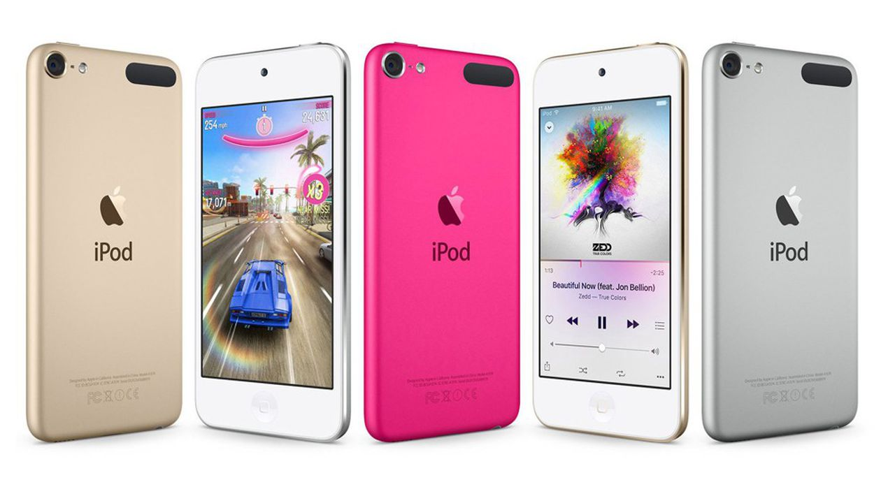 L'iPod Touch sera disponible à partir de 249 euros en France, contre 469 euros pour sa version 256 Go.