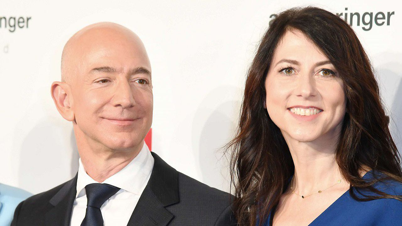 MacKenzie Bezos s'engage à donner la majorité de sa fortune, issue d'Amazon