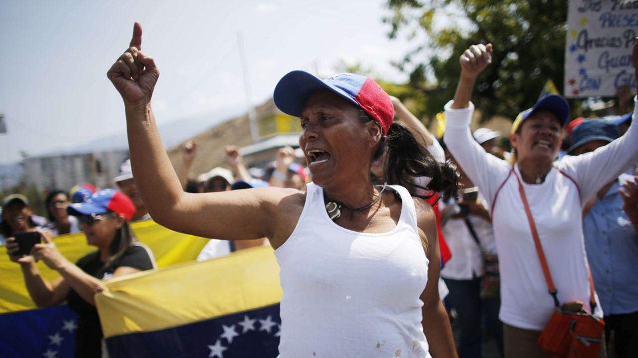 La banque centrale du Venezuela avait cessé de publier les chiffres de l'économie du pays il y a trois ans, sans donner de raison