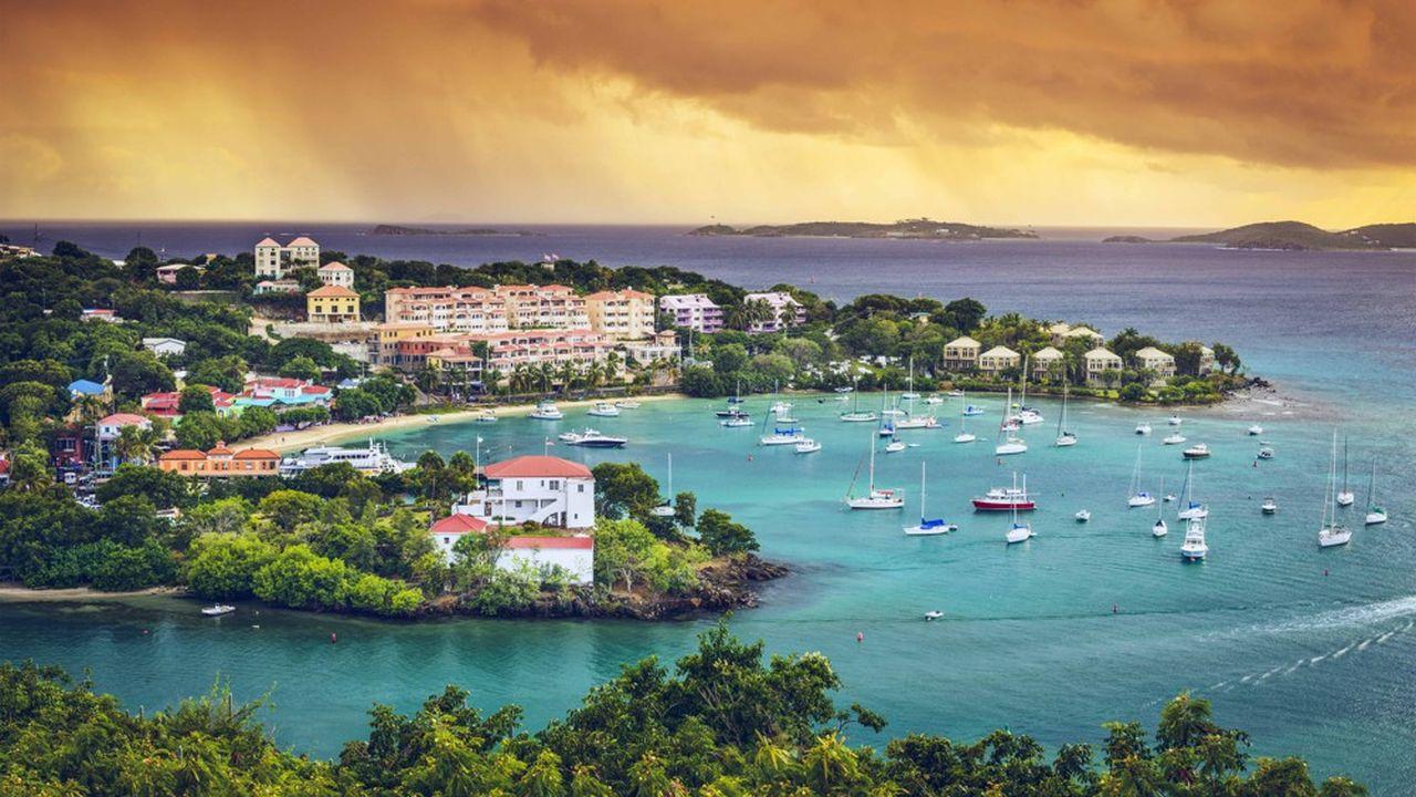 Les îles vierges britanniques sont le numéro1 des juridictions faisant peser le plus de risque au système mondial d'impôt sur les sociétés.