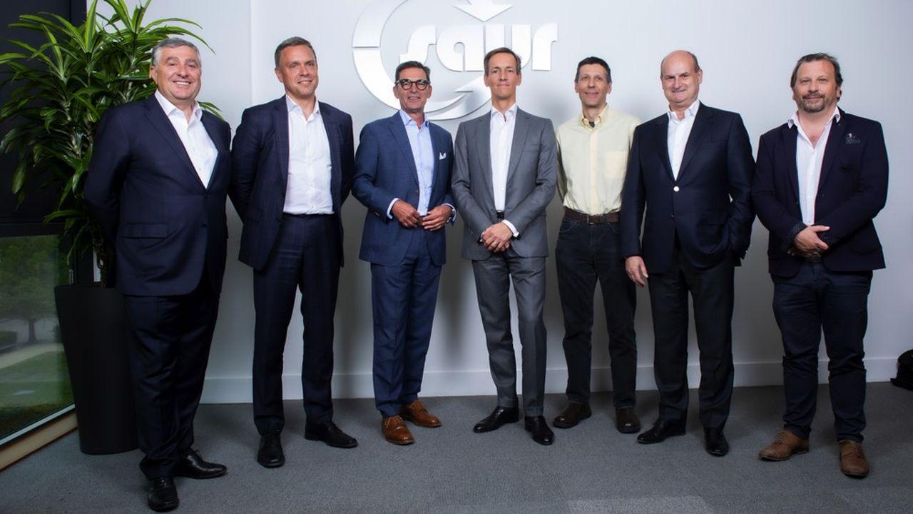 Thierry Mallet, de Transdev, rejoint un conseil de surveillance où siègent Harald jensen, qui a été en charge des acquisitions chez Veolia Energie en Amérique du Nord, Jürgen Rauen (ex-patron de Sulo), Philippe Delpech (dirigeant de Sonepar) et Jean-François Cirelli, aux côtés de Mathias Fakler, seul représentant d'EQT, l'actionnaire suédois.