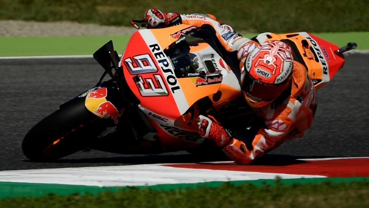 GP Italie-MotoGP: Petrucchi domine Marquez, Quartararo seulement 10e