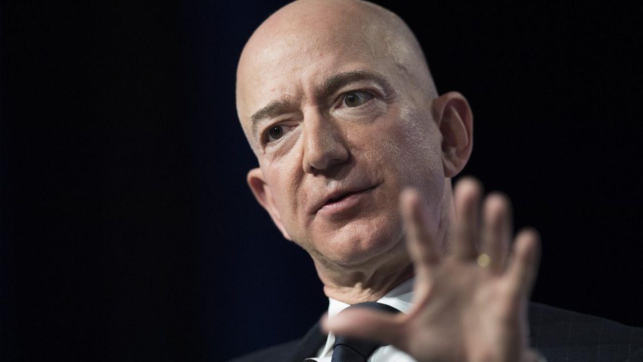 Jeff Bezos pourrait profiter de la fusion des n°3 et4 du mobile aux Etats-Unis pour s'y faire une place