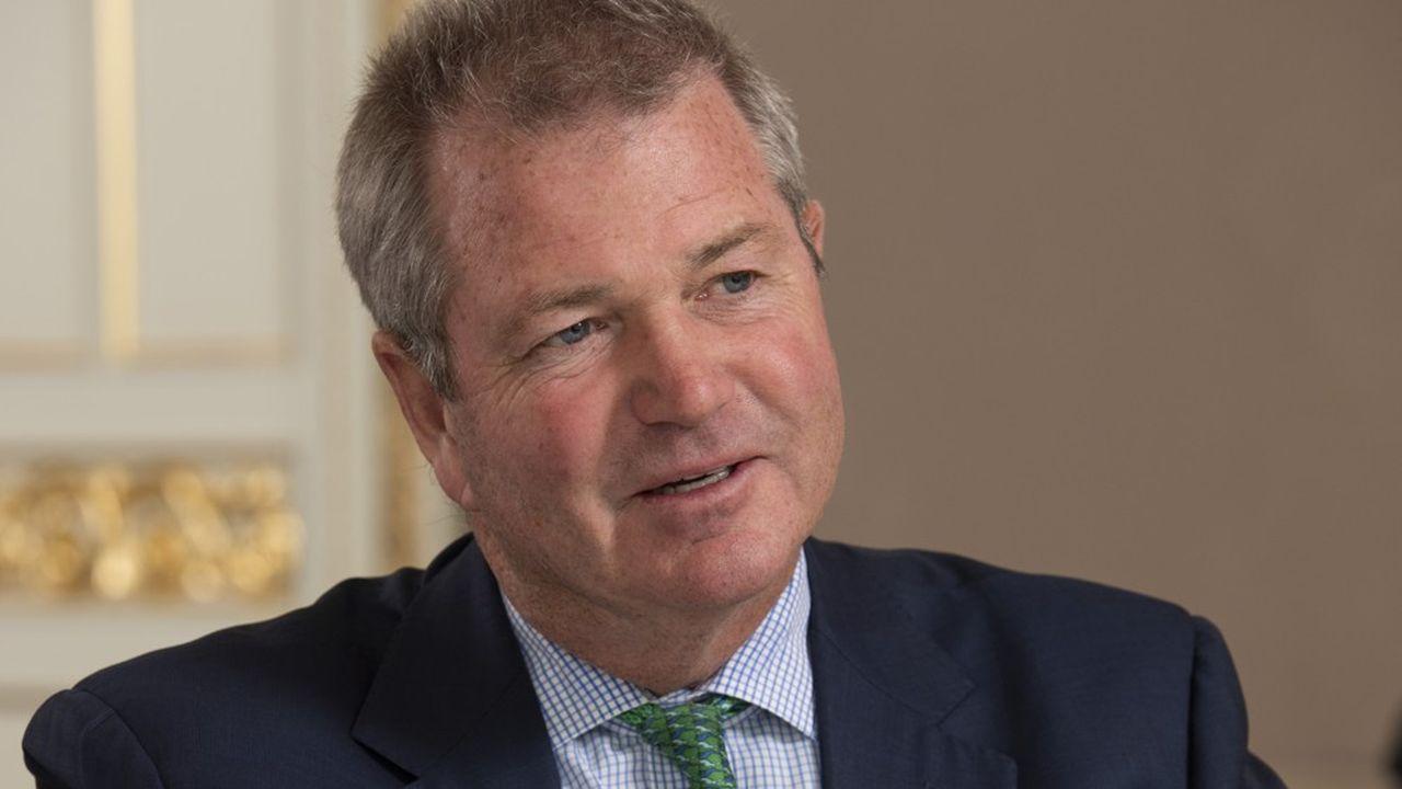 Martin Flanagan, président-directeur général d'Invesco depuis 2005