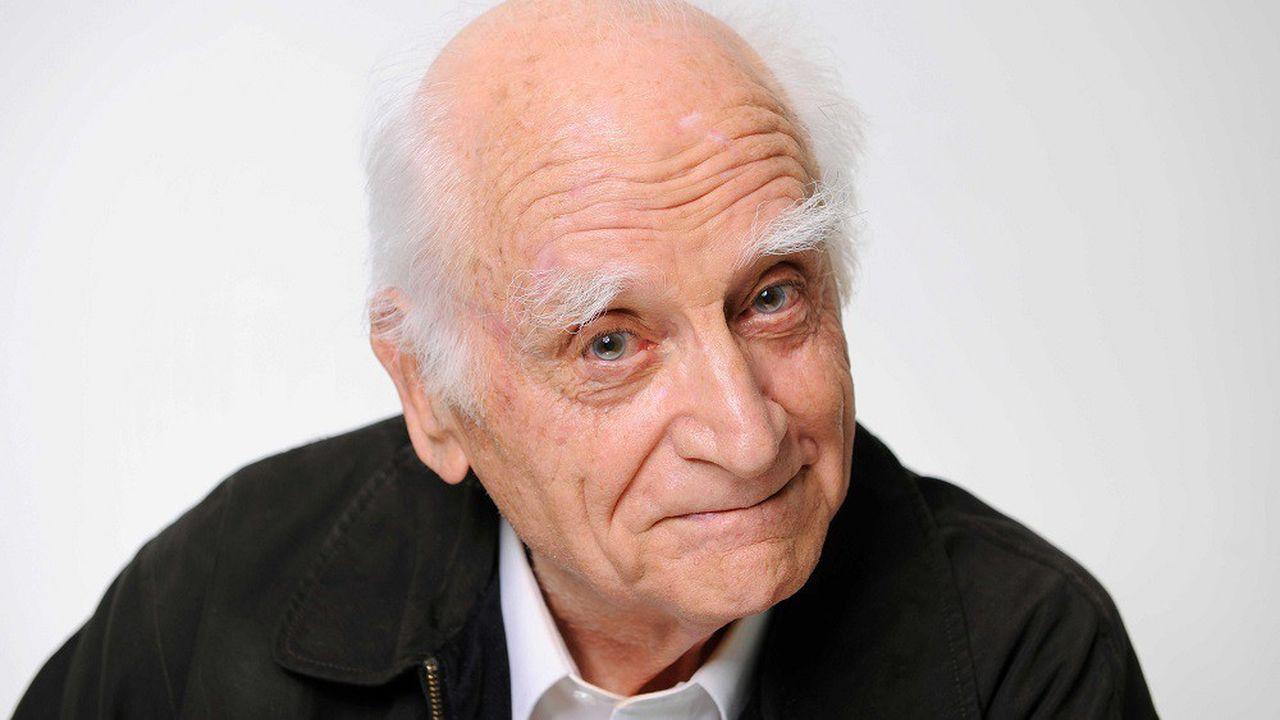 Michel Serres, philosophe, historien des sciences et homme de lettres francais.