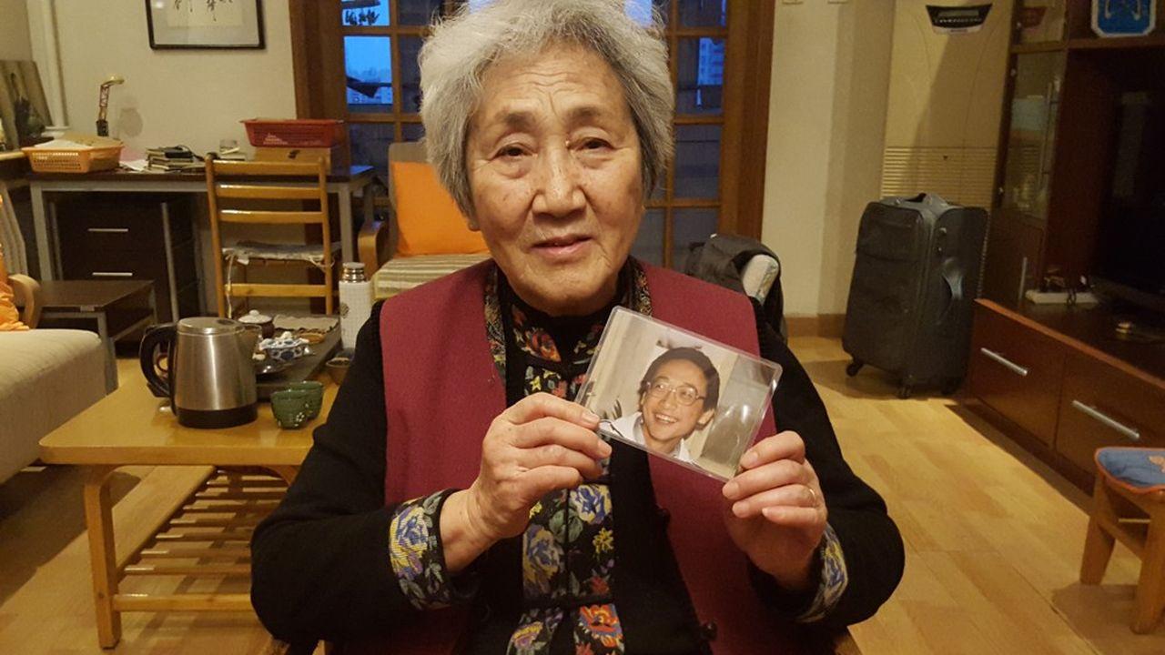 Zhang Xianling se bat depuis trente anspour que le gouvernement chinois dévoile enfin le nombre de victimes de Tiananmen et leur identité.