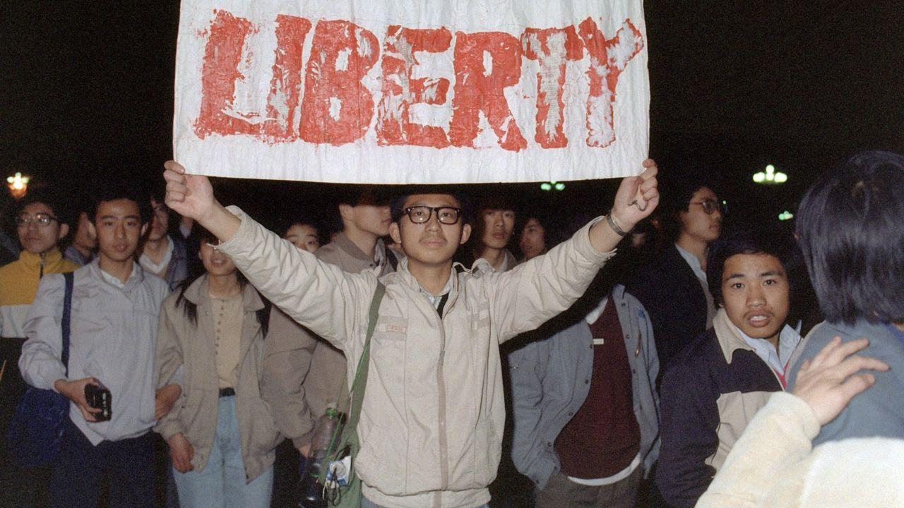 Tiananmen: des semaines de protestations qui ont marqué la Chine moderne