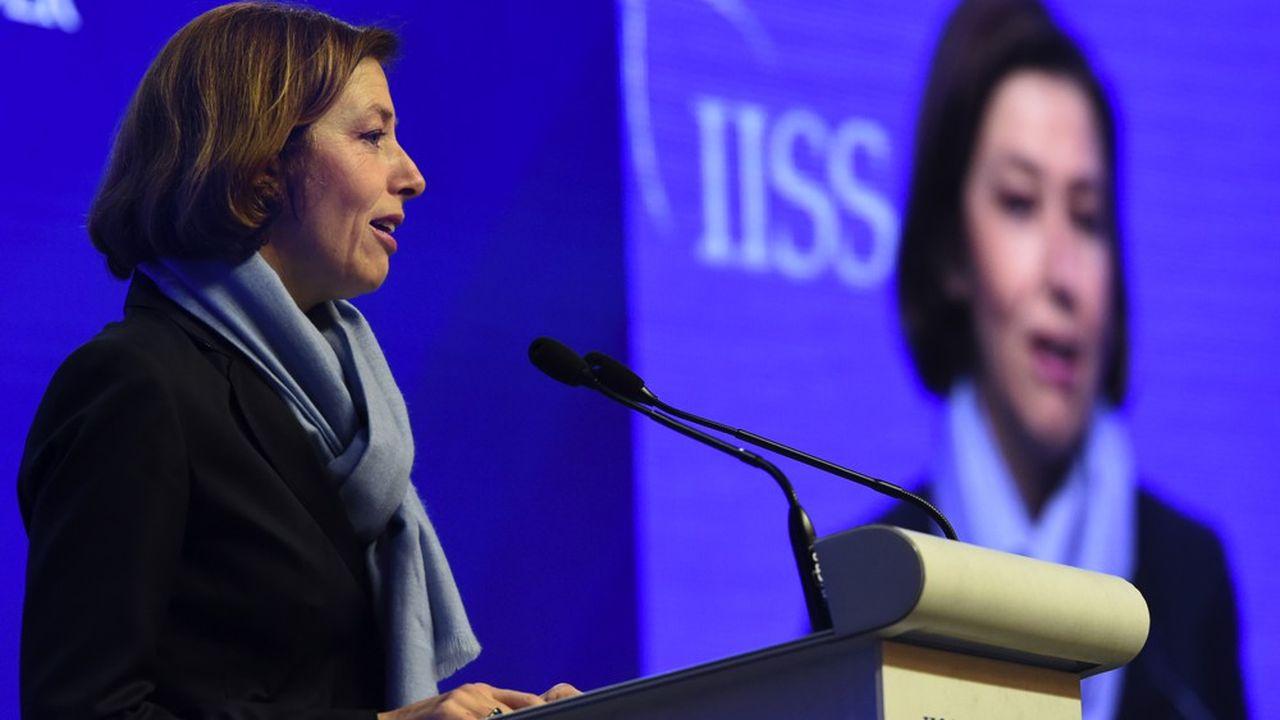 La ministre de la Défense, Florence Parly, a précisé en quoi la zone indo-pacifique est essentielle pour la France lors du forum Shangri La Dialogue à Singapour.