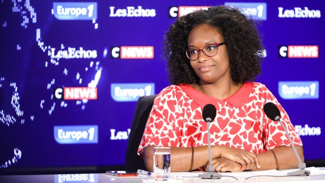 Sibeth Ndiaye porte parole du gouvernement