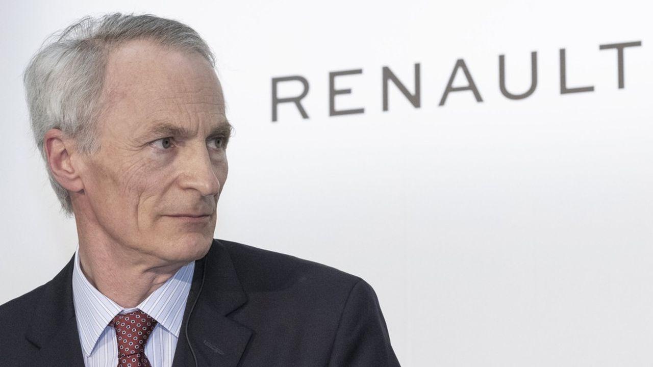 Les administrateurs de Renault ont passé une bonne partie de la semaine en réunions de travail, destinées à valider l'intérêt stratégique de l'opération, mis en avant par le président, Jean-Dominique Senard.