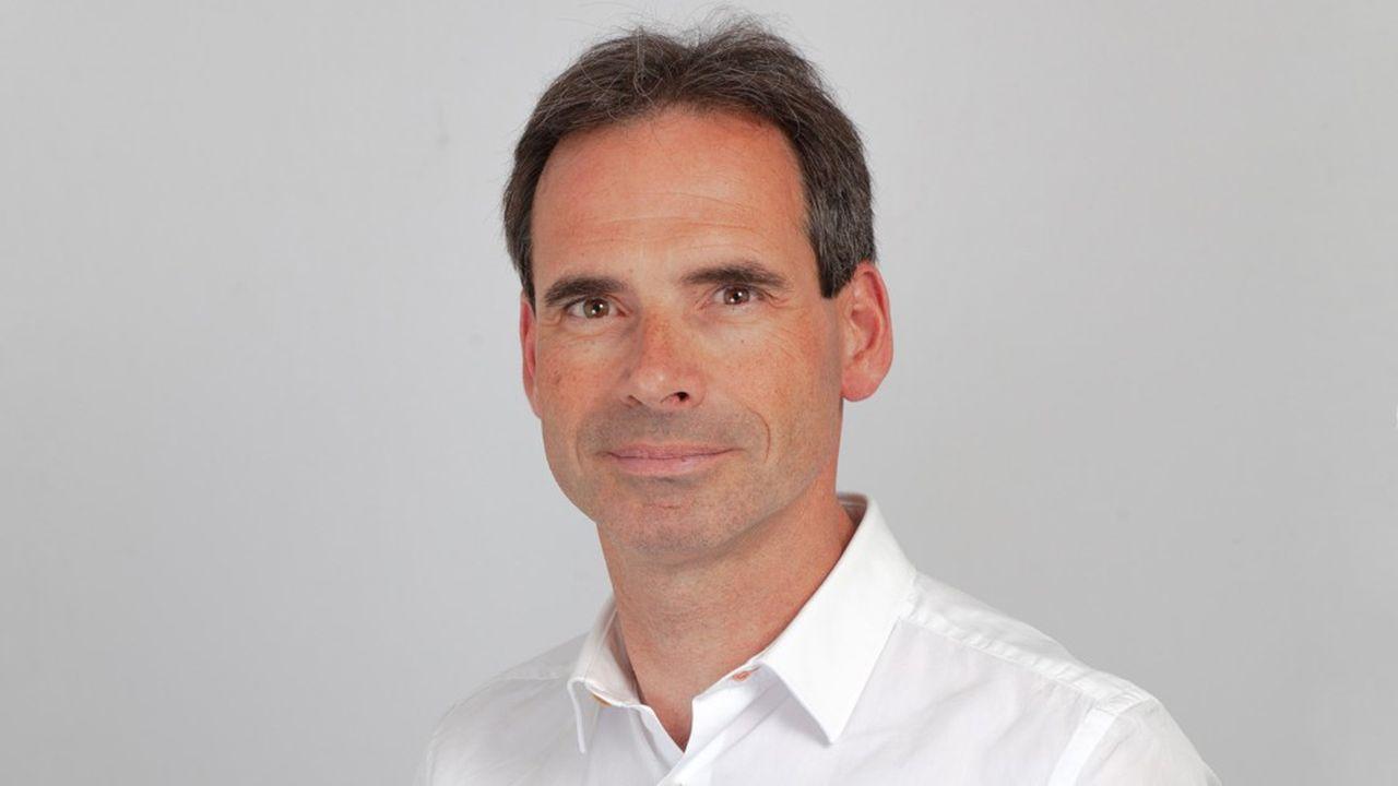 Bernard Landes, président de Zionexa.