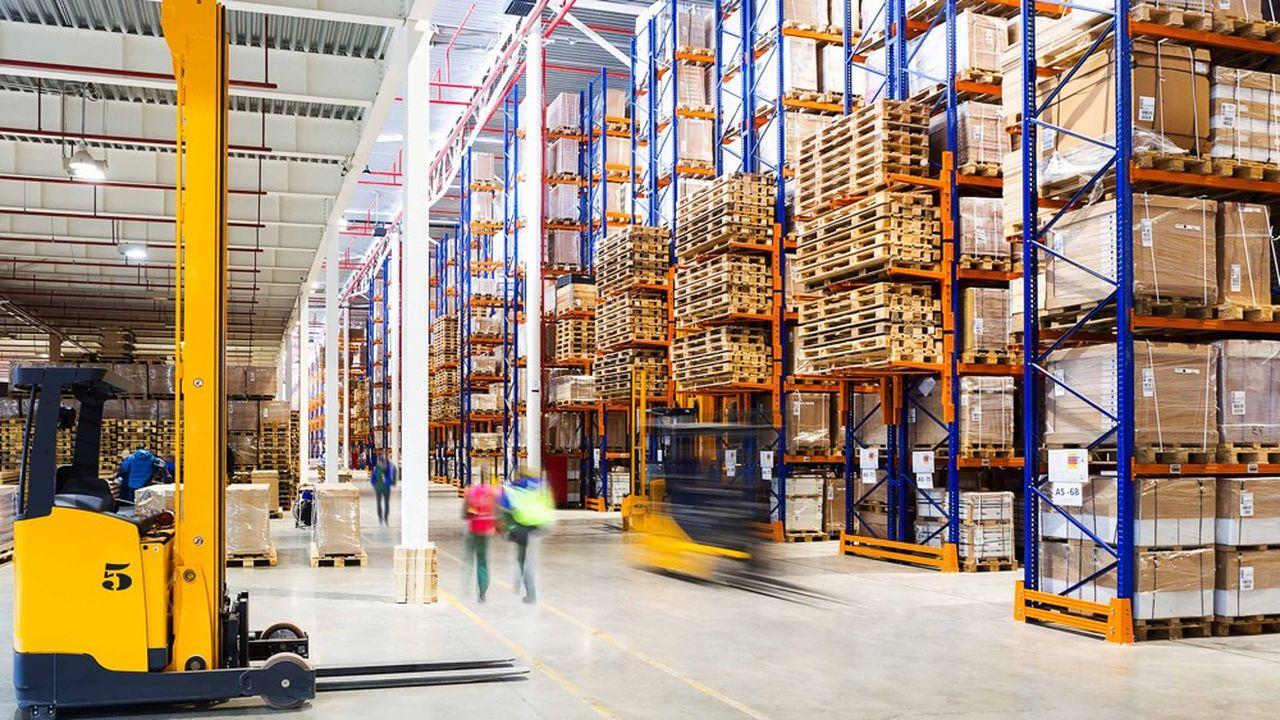 Les 1.300 entrepôts rachetés par Blackstone, situés aux Etats-Unis, comptent notamment Amazon parmi leurs locataires