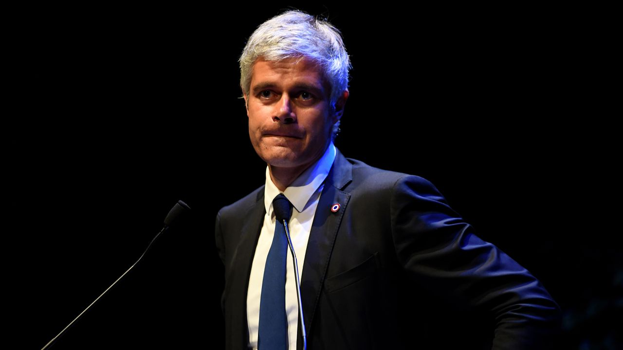 Laurent Wauquiez : son parcours politique en photos