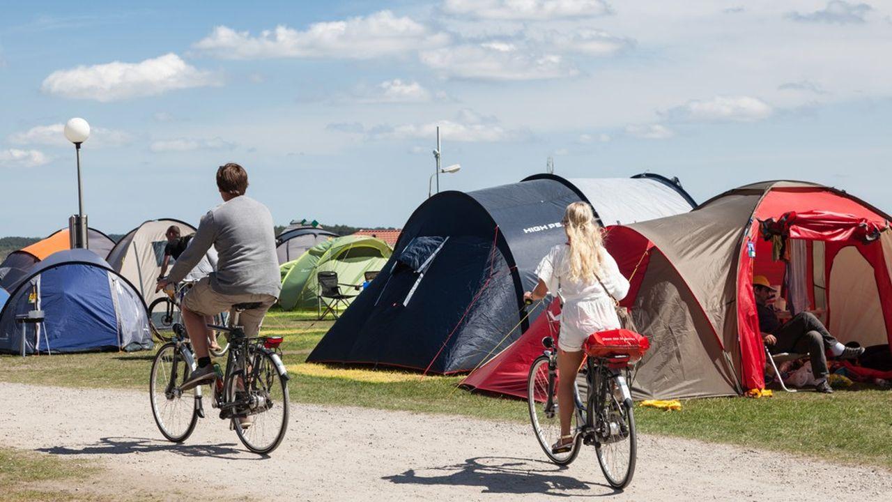 «Il existe une véritable culture de l'hôtellerie de plein air aux Pays-Bas. C'est pourquoi nous souhaitons avoir davantage de terrains de camping dans ce pays», explique le représentant d'Huttopia aux Pays-Bas, Samuel Lafforest.