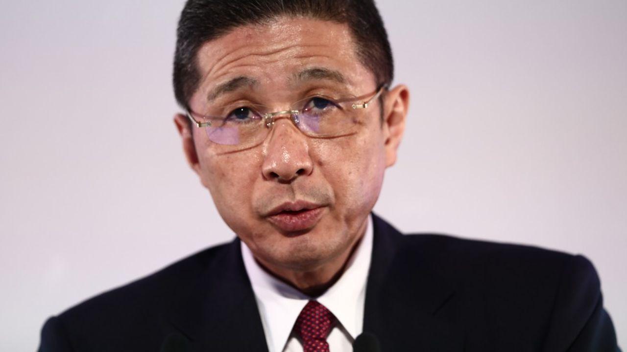 Hiroto Saikawa, le directeur général de Nissan, veut prendre le temps d'étudier les répercussions de la fusion Renault-FCA avant de soutenir l'opération.