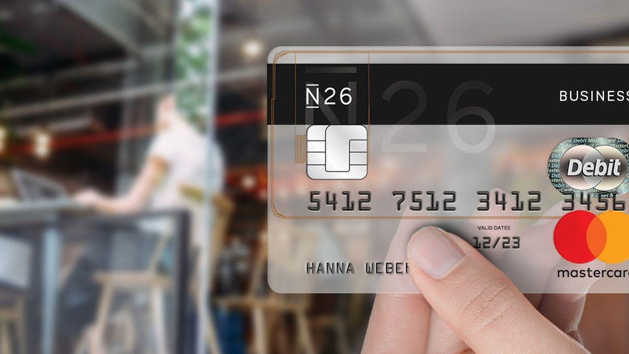 La banque mobile N26dirigée par Valentin Stalf a annoncé en janvier une levée de fonds de 300millions de dollars qui la valorise à 2,7milliards de dollars (2,3milliards d'euros)