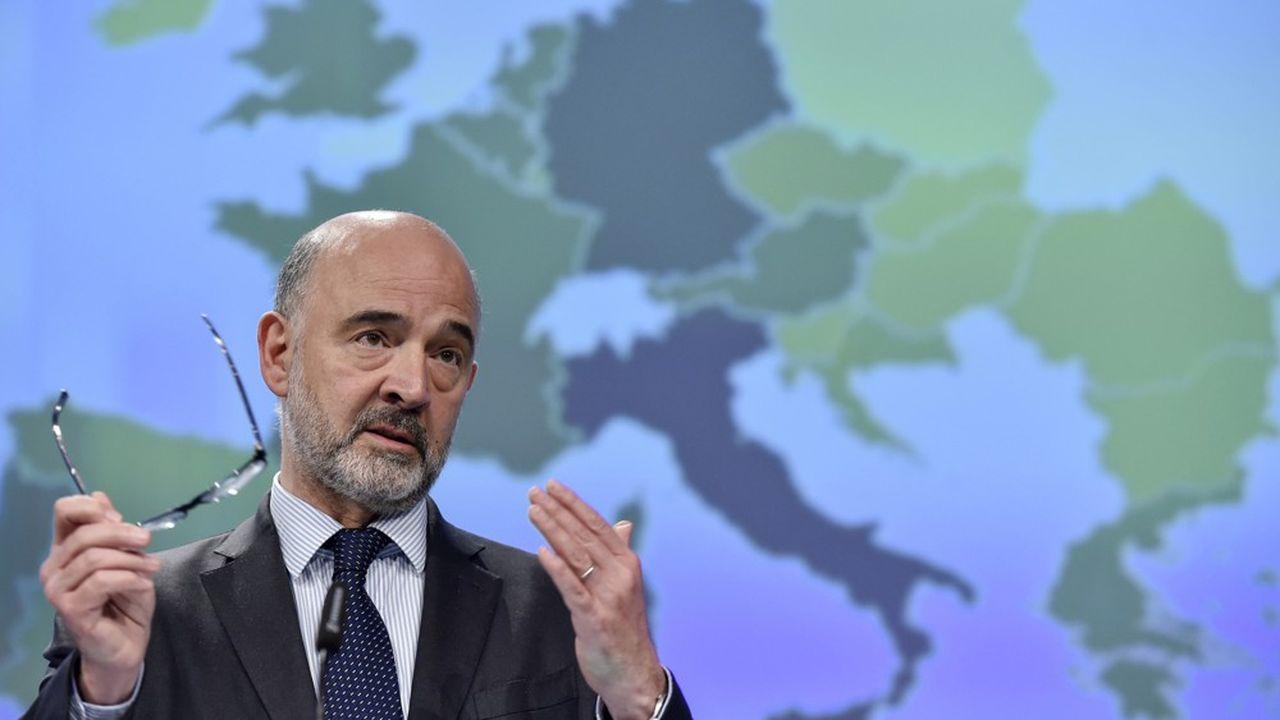 L'actuel commissaire aux Affaires économiques et financières Pierre