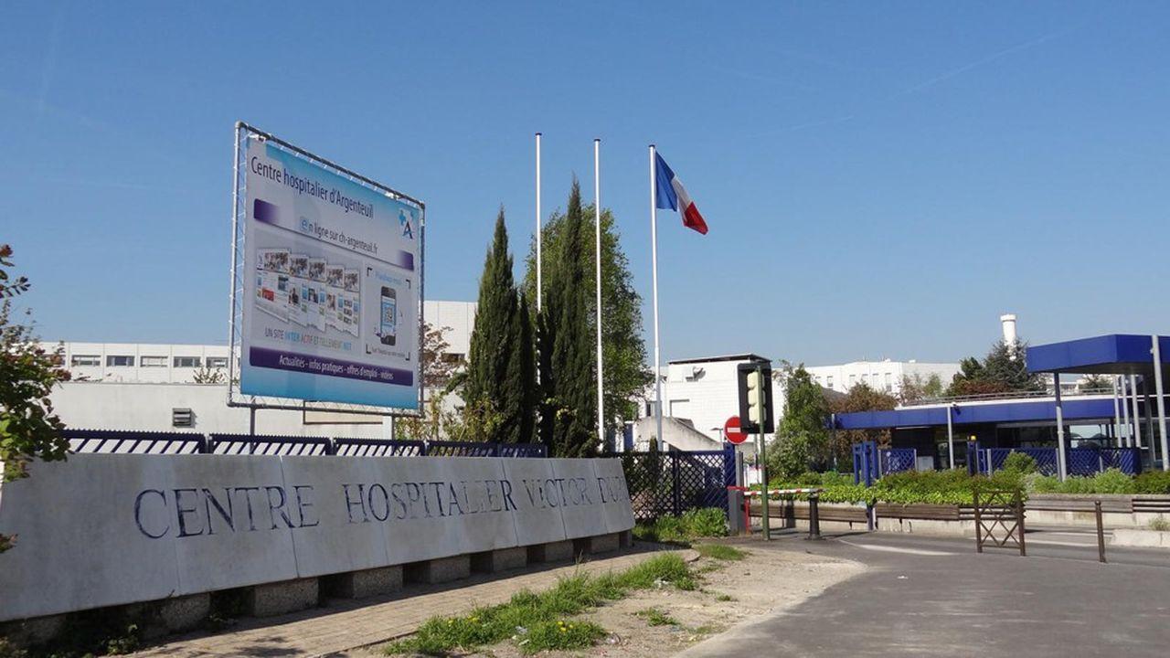 Le service des urgences, qui a comptabilisé 100.000 passages l'an dernier, va rejoindre le nouveau bâtiment de l'hôpital d'Argenteuil.